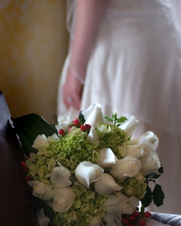wedding flowers at KC Photo Innovations