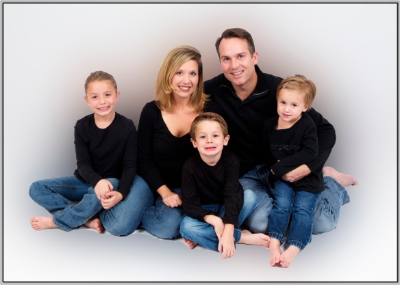Family photos by KC Photo Innovations
