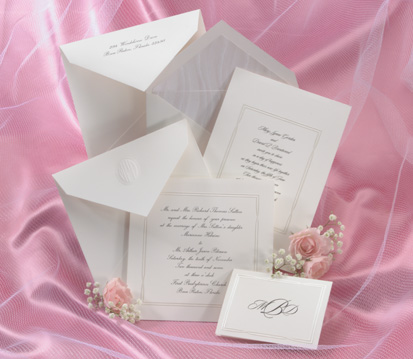 The Knot Wedding Invites