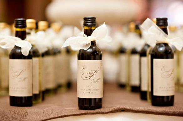 The Knot Wine and Beer Drinks Wedding