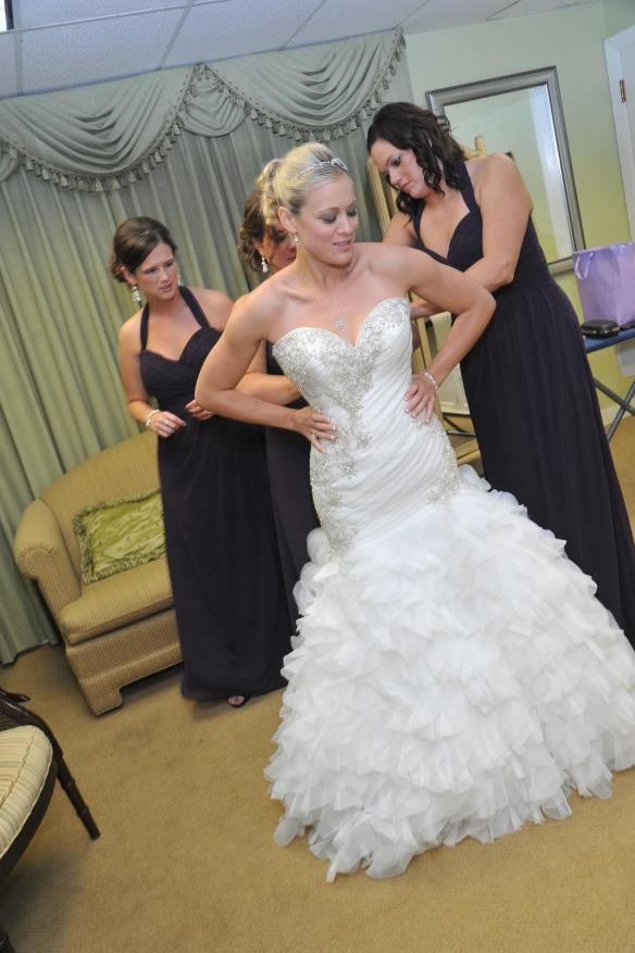 Wedding Dress time