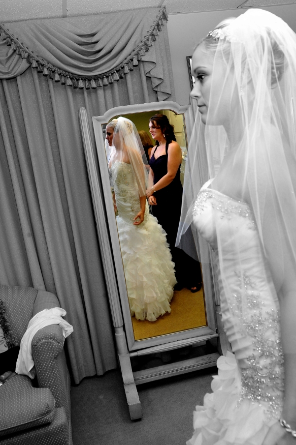 Wedding Dressing room