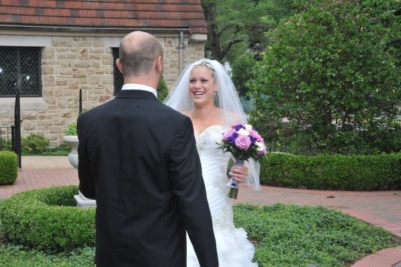 Kansas City Wedding Couple