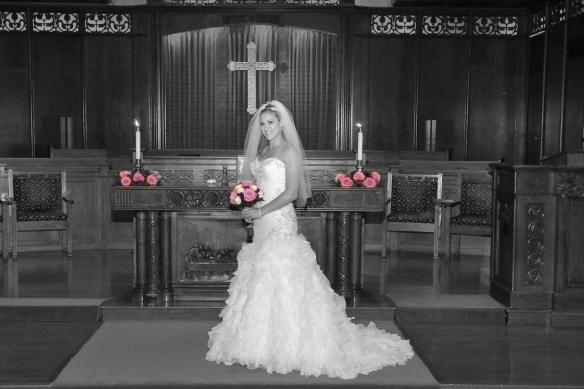 Kansas City Photo shop wedding