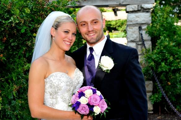 Weddings at Loose Park kansas City
