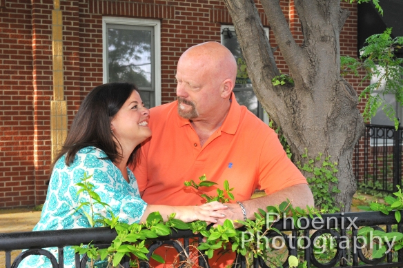 Phoenix Phtography Engagement photo shoot